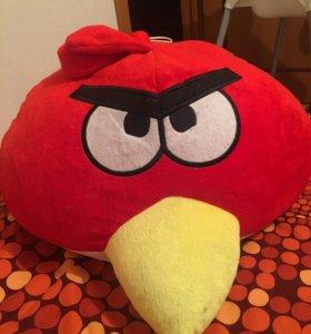Продам мягкую игрушку angry birds