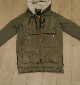Куртка зимняя для беременных р.44