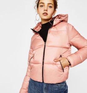 Новая утеплённая куртка