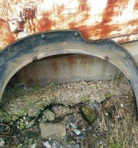 Расширитель колесной арки для Мицубиси л 200