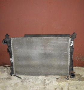 Радиатор охлаждения двс Форд Фьюжен