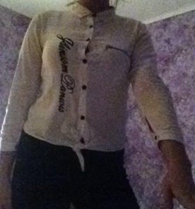 Белая рубашечка