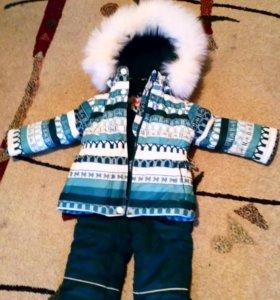 Зимняя куртка и штанишки