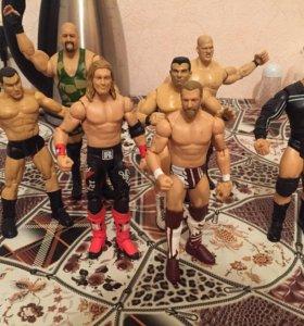 Фигурки WWE