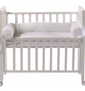 Кроватка Feretti Culla Mamma новая