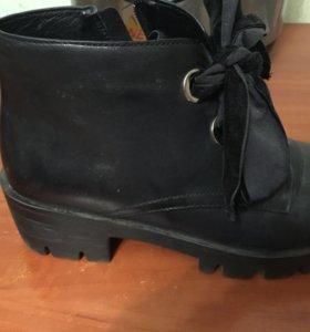 Ботинки , полусапоги