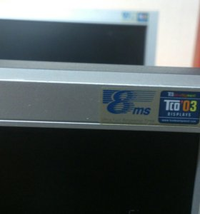Монитор на компьютер