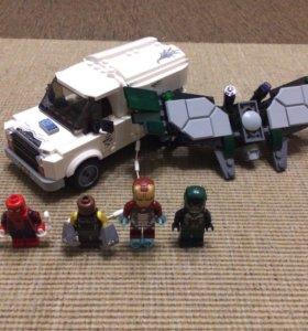 Lego Marvel Super Heroes 76083