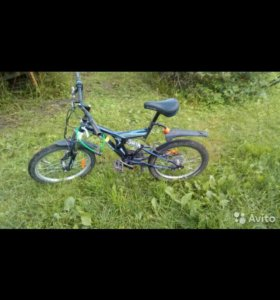 Велосипед детский горный novotrack