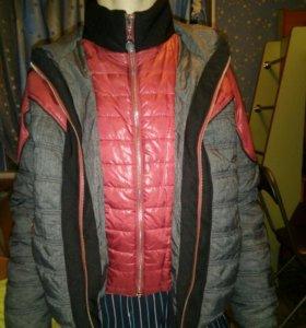 Куртка,осень-весна