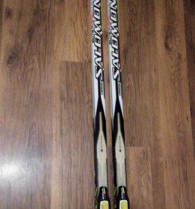 Лыжи классические Salomon Elite9Aero Classic