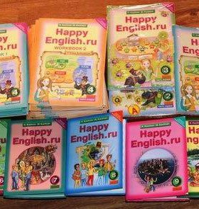 Happy English, Enjoy English, Natural English