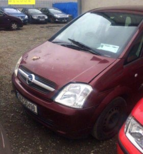 ✅ Opel Meriva A