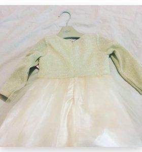 Бальное платье для маленькой принцессы 👸🏾