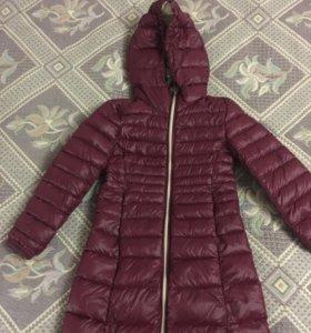 Куртка для девочки 6-7 лет