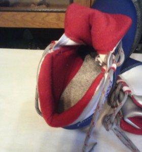 Дет. ботинки
