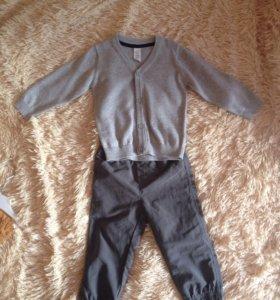 Детские вещи штаны и кофта
