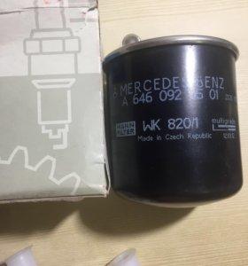 Фильтр топливный MERCEDES-BENZ