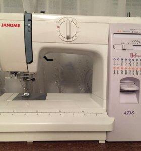 Швейная машинка Janome 423 s