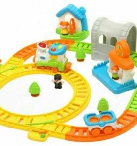 Детская железная дорога WEINA