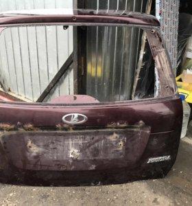 Крышка багажника Приора универсал