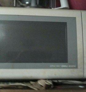 """Микроволновая печь """"Moulinex"""""""