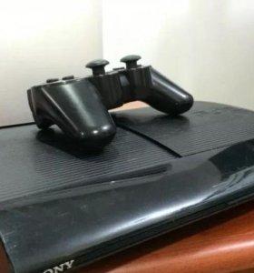 PlayStation 3 + 5 дисков