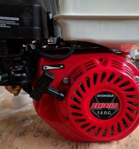 170F бензиновый 4х тактный двигатель 7 лс