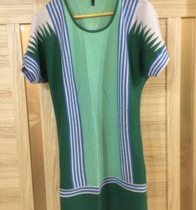 Платье кашемир Benetton