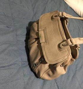 Женская сумка (кожа) как новый