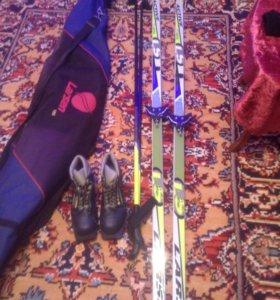 Лыжи Lansen