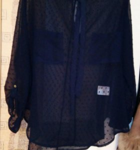 Блуза шифон48-50
