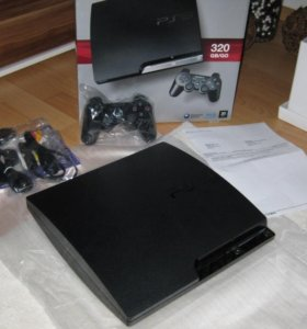 Sony PlayStation 3 Slim 320 ГБ