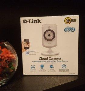 Сетевая интернет-камера D-LINK DCS-942 L
