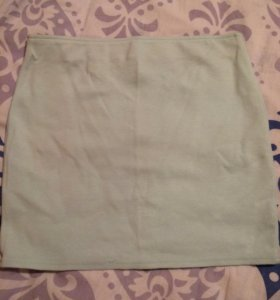 Новая мини-юбка облегающая