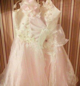 Платье на детский праздник.