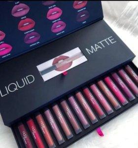 💋помада Huda Beauty Liquid Matte Lips💋