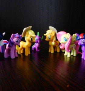 Май литл пони игрушки (My little Pony)