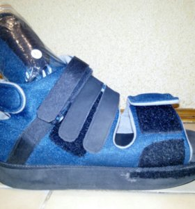 Ортопедическая обувь для разгрузки переднего отдел