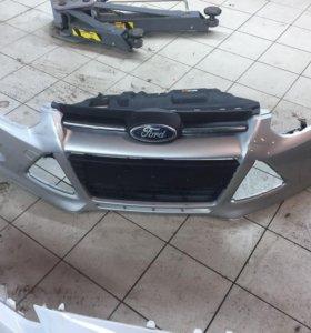 Бампер Форд Фокус 3 дорестайлинг