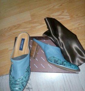Туфли новые pakerson италия