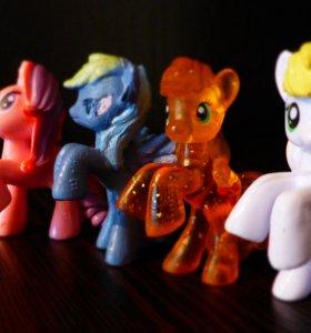 (My little Pony 1) Май литл пони игрушки 1