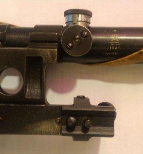 Прицел ПУ 1943г. Комплект.
