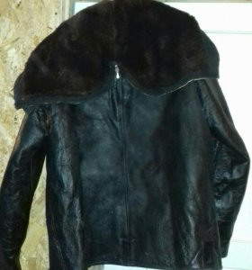 Куртка Канадка натуральная