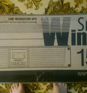 ИБП ippone smart winner 1500