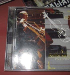 МП3 сборник инструментальной музыки