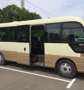 Аренда автобуса 29 мест