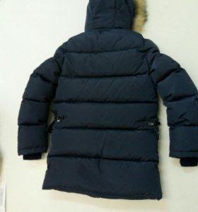 Куртка - парка для мальчика - подростка