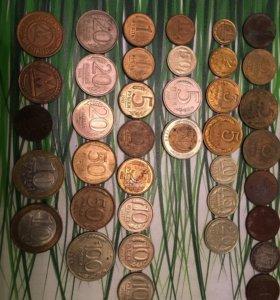Монеты СССР и России