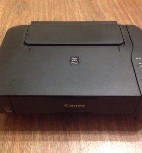 МФУ (Принтер, копир, сканер) Canon PiXMA MP230